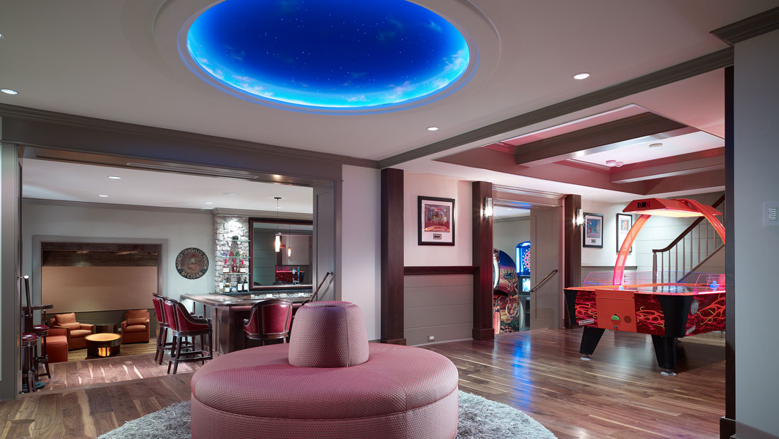 Custom Lighting Effects Design and Installation